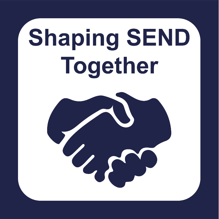 Shaping SEND icon