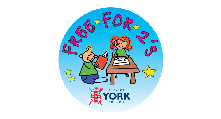 Free childcare for two year olds