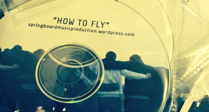 How to fly CD720